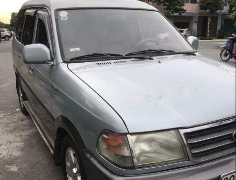 Bán xe Toyota Zace đời 1999, nhập khẩu, xe gia đình sử dụng