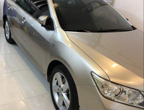 Bán Toyota Camry 2.5Q đăng kí 2014, một đời chủ, xe nhà sử dụng kỹ, màu vàng cát, bao test hãng