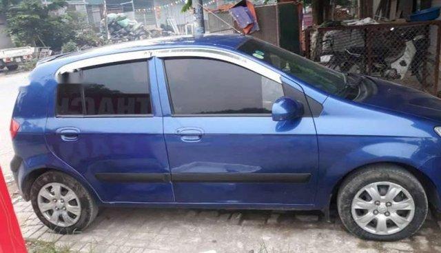 Bán xe Hyundai Getz năm 2009, nhập khẩu, xe gia đình sử dụng