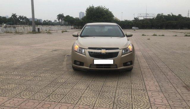 Bán Chevrolet Cruze LS 1.6 MT đời 2013, màu vàng, 320 triệu