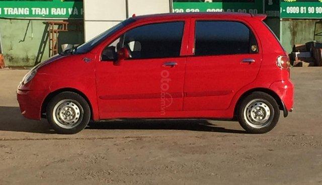 Bán xe Matiz SE 2007 xe đẹp gia đình