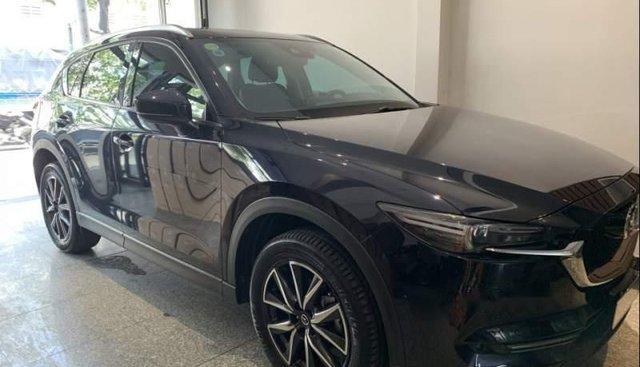Bán xe Mazda CX 5 sản xuất 2018, màu xanh lam, giá tốt