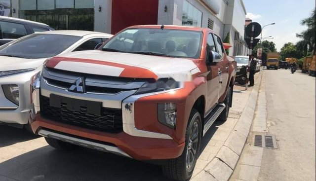 Cần bán Mitsubishi Triton 2019, xe nhập