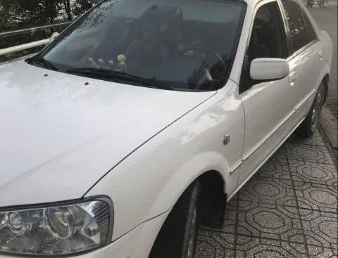 Bán Ford Laser năm 2004, màu trắng, nhập khẩu nguyên chiếc Mỹ