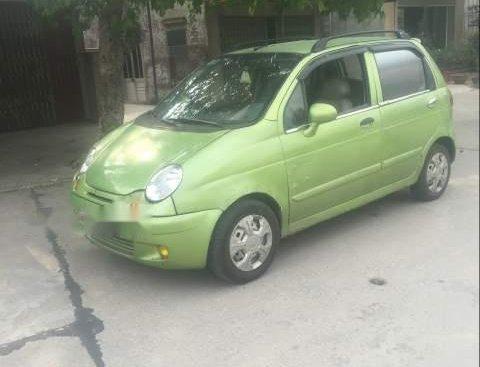 Bán Daewoo Matiz SE sản xuất năm 2006, màu xanh lục, giá tốt
