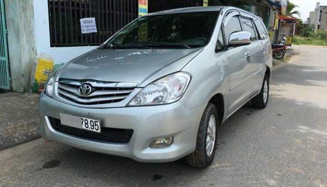 Bán ô tô Toyota Innova G năm 2010, màu bạc, 359tr