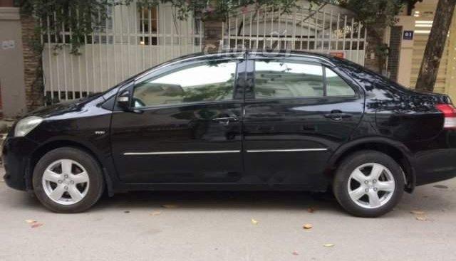 Bán ô tô Toyota Vios đời 2009, màu đen số sàn, giá chỉ 215 triệu
