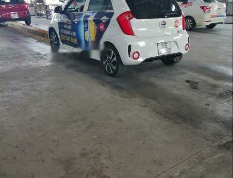 Cần bán xe Kia Morning Si sản xuất năm 2017, màu trắng như mới