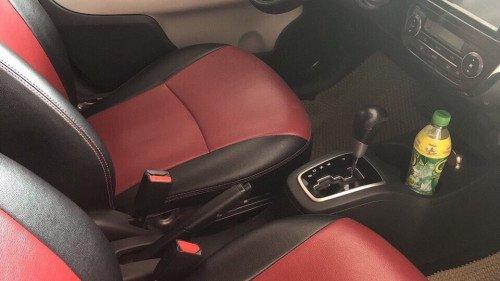 Cần bán gấp Mitsubishi Mirage 1.2 AT năm sản xuất 2016, màu đỏ