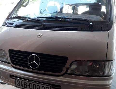 Bán xe Mercedes MB năm 2004, màu bạc, xe nhập