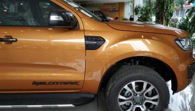 Cần bán Ford Ranger Wildtrak năm sản xuất 2019 giá tốt