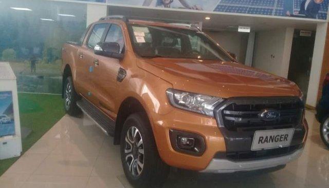 Bán xe Ford Ranger 2.0 Bi - tubo sản xuất 2019, nhập khẩu
