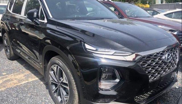 Bán xe Hyundai Santa Fe 2019, màu đen