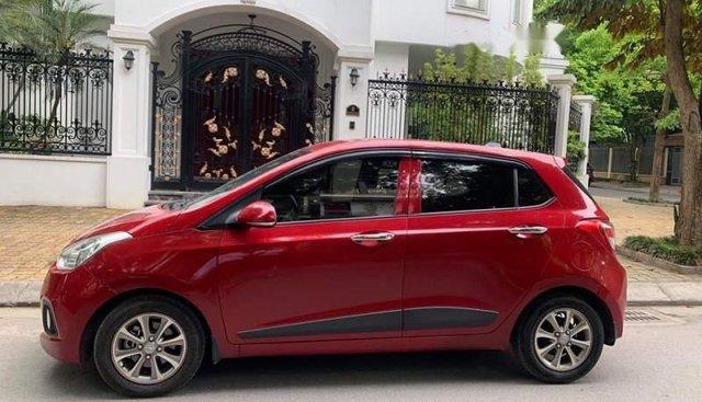 Bán Hyundai Grand i10 năm 2016, màu đỏ, xe đẹp, biển đẹp, chỉnh chủ