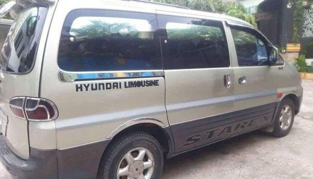 Bán xe Hyundai Starex đời 1997, xe nhập