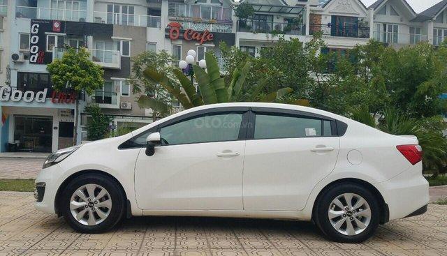 Cần bán Kia Rio đời 2017, màu trắng, nhập khẩu