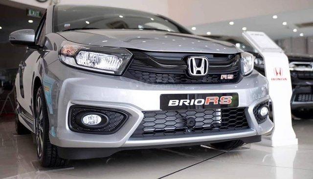 Bán xe ô tô Honda Brio G, RS đời 2019 mới 100%, nhập khẩu, giá tốt nhất thị trường