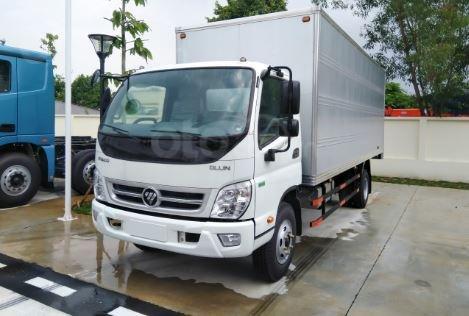 Bán xe, tải trọng 7 tấn, thùng dài 6.2m, tỉnh BR-VT