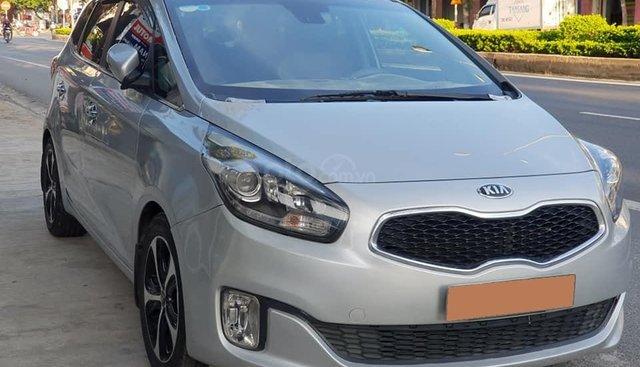 Bán xe Rondo 2017, số tự động, máy dầu, màu bạc
