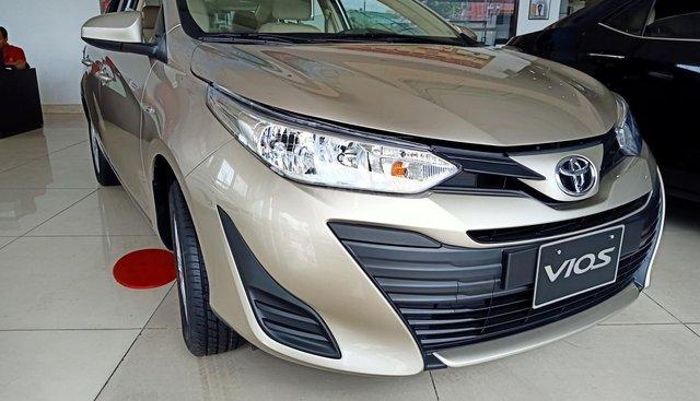 Vios 1.5E số sàn mới 2019 khuyến mãi cực tốt chỉ trong tháng 7 tại Toyota An Sương -LH 0909202297