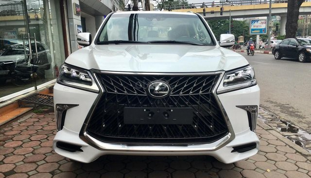 Cần bán xe Lexus LX 570s Super Sport SX 2019, màu trắng mới 100% LH: 0982.84.2838