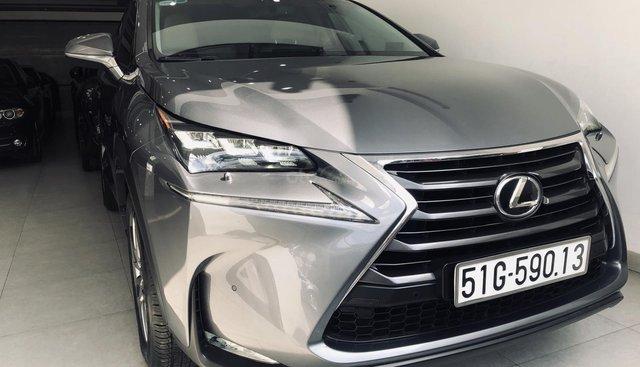 Bán Lexus NX200T 2015, xe đẹp đi 37.000km sơn zin, cam kết không lỗi, bao kiểm tra hãng