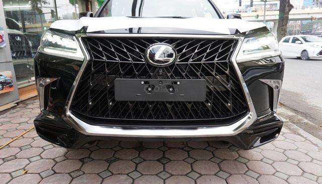 Cần bán Lexus Lx570s Super Sport SX năm 2019, màu đen mới 100% LH: 0982.84.2838