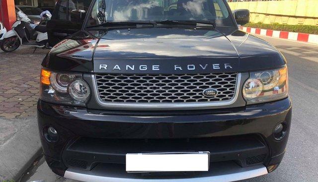 Bán LandRover Range Rover Sport Autobiography đời 2012, màu đen, nhập khẩu nguyên chiếc