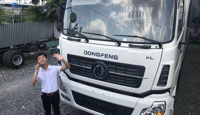 Xe tải 4 chân DongFeng Hoàng Huy nhập khẩu, giá tốt nhất hiện nay 2019