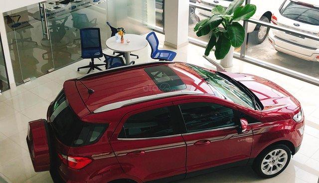 Bán Ford Ecosport 2019 đủ phiên bản đủ màu, chỉ 1xx nhận xe ngay, vay 80% - 7 năm, bao đậu hồ sơ vay