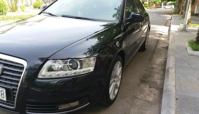 Cần bán Audi A6 S-Line 2.0T năm sản xuất 2011, màu đen, xe nhập giá cạnh tranh