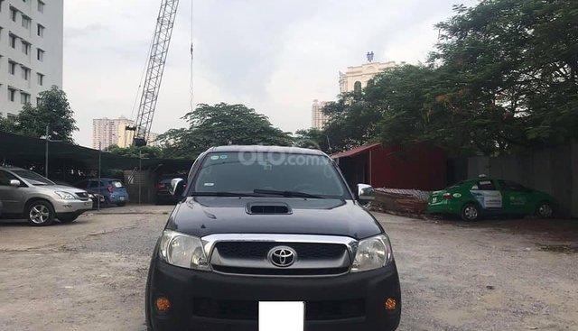 Cần bán Toyota Hilux năm sản xuất 2009, xe nhập