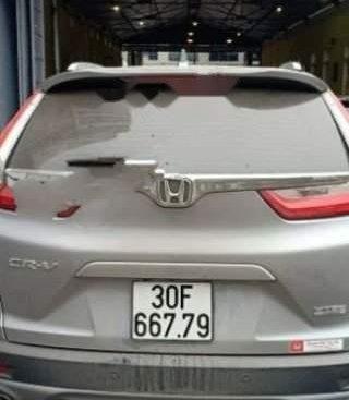 Cần bán gấp Honda CR V đời 2019