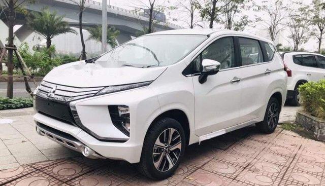 Bán xe Mitsubishi Xpander năm sản xuất 2019, màu trắng