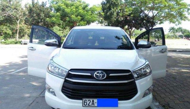 Cần bán xe Toyota Innova MT năm 2018, màu trắng, giá 710tr