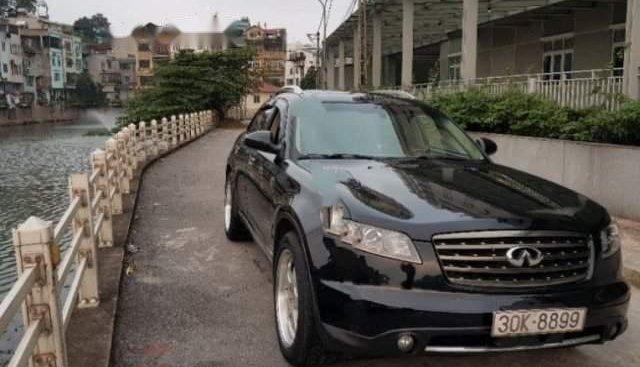 Bán xe Infiniti FX 35 RWD đời 2006, màu đen, nhập khẩu nguyên chiếc chính chủ