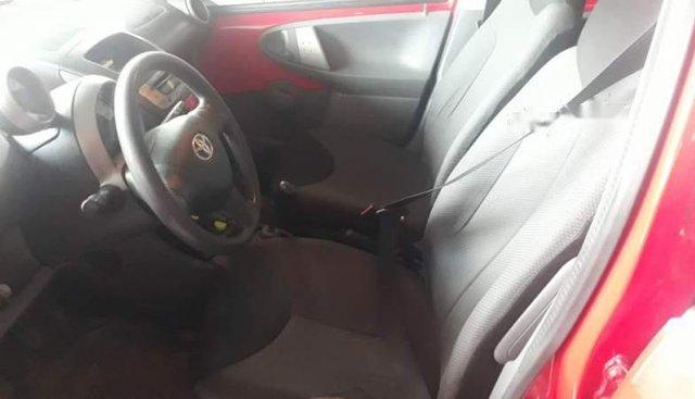 Bán Toyota Aygo đời 2007, màu đỏ, xe nhập, biển số An Giang