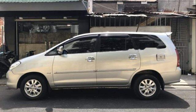 Bán ô tô Toyota Innova G sản xuất 2008, màu bạc, giá tốt
