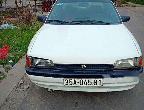 Bán Mazda 323 năm 1996, màu trắng, nhập khẩu nguyên chiếc giá cạnh tranh