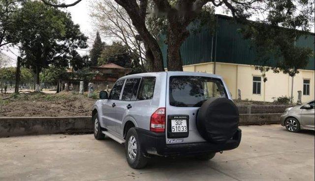 Bán Mitsubishi Pajero năm 2005, màu bạc, xe nhập