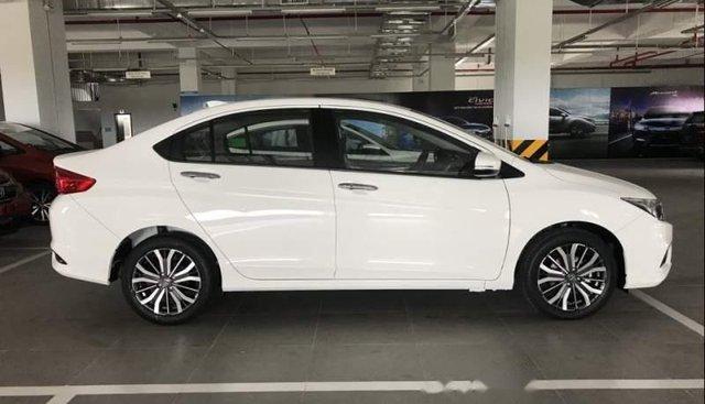 Bán Honda City đời 2019, màu trắng