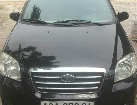 Bán xe Daewoo Gentra 2010, màu đen, nhập khẩu nguyên chiếc, giá 170tr