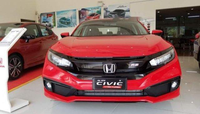 Bán xe Honda Civic năm 2019, màu đỏ, nhập khẩu