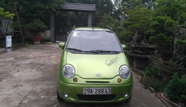 Cần bán gấp Daewoo Matiz năm sản xuất 2004, màu xanh lam, giá chỉ 86 triệu