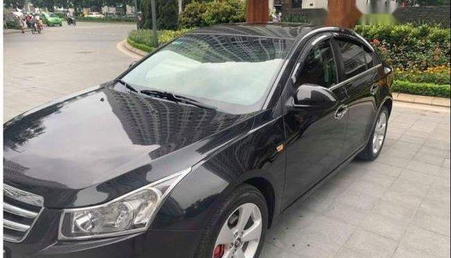 Cần bán Daewoo Lacetti CDX 1.6 sản xuất năm 2010, màu đen số tự động, giá 286tr