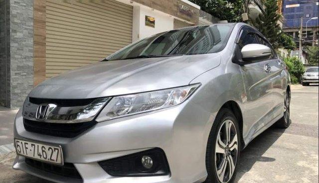 Bán Honda City sản xuất năm 2016, màu bạc, nhập khẩu nguyên chiếc