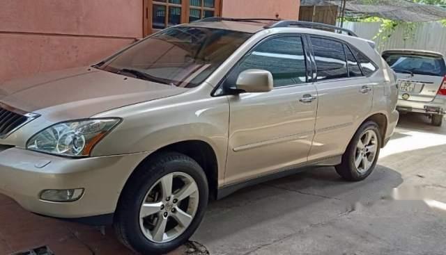 Cần bán Lexus RX AT đời 2007, nhập khẩu nguyên chiếc