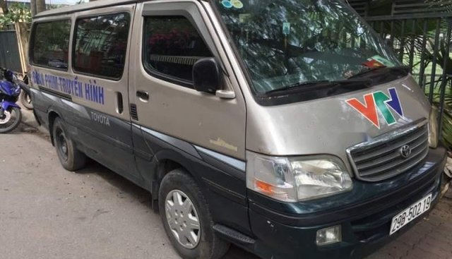 Bán xe Toyota Hiace đời 2001, nhập khẩu