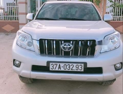 Cần bán lại xe Toyota Land Cruiser AT 2012, màu bạc, xe nhập