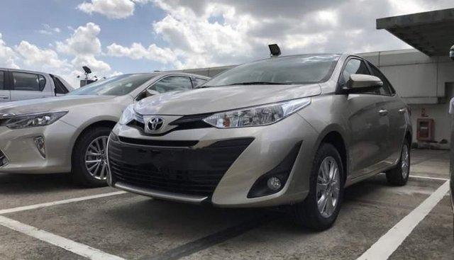 Cần bán Toyota Vios sản xuất năm 2019 giá tốt